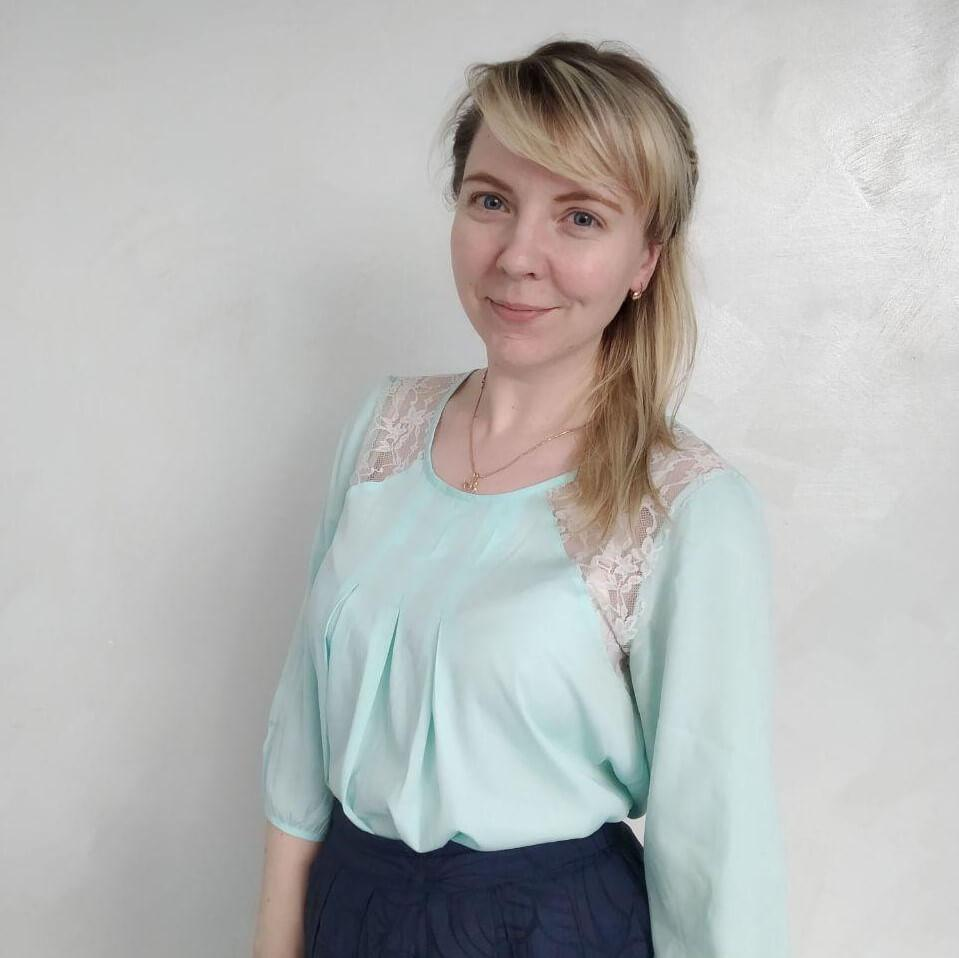 Наталья Мордачева