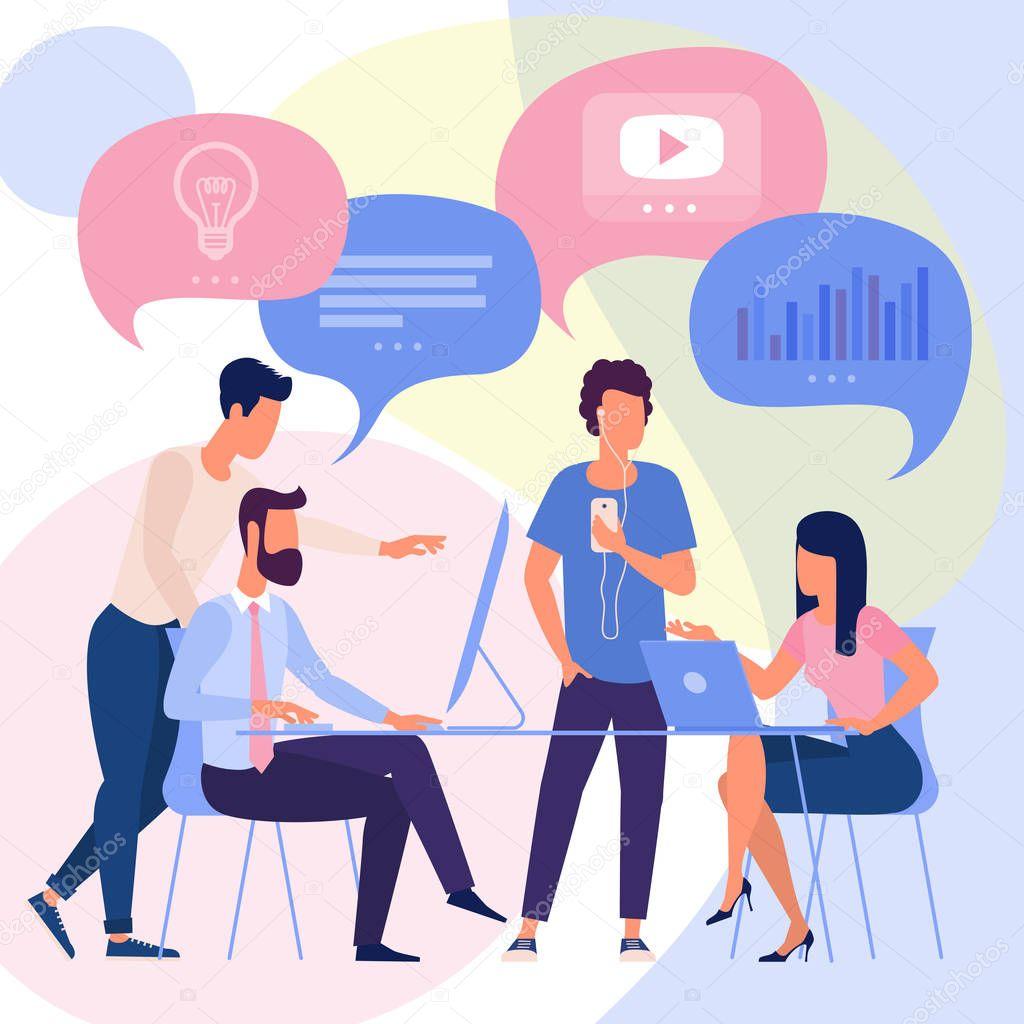 Тренды контент-маркетинга в социальных сетях в 2021 году