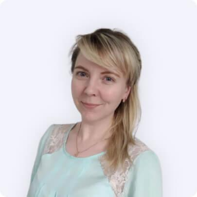 Преподаватель курса по контекстной рекламе Мордачева Наталья