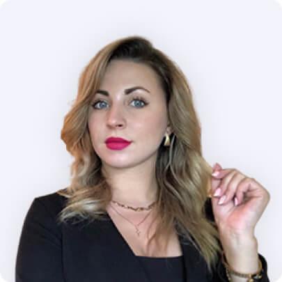 Преподаватель курса по SMM Вероника Бондарь